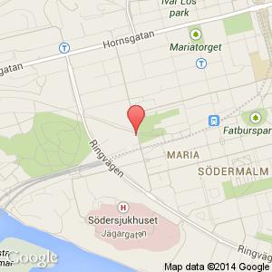 Karta: Rosenlundsgatan 44 A
